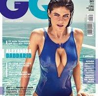 Alexandra Daddario sensual em ensaio (GQ Espanha)