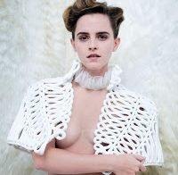 Emma Watson provocante (Vanity Fair 2017)