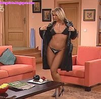 Alexandra Figueiredo exibe corpo em biquini (2005)