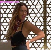 Débora Monteiro em lingerie (2017)