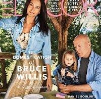O maior desafio de Bruce Willis com a esposa Emma: ela não usa tampões de parafuso corretamente