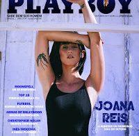 Joana Reis na Playboy Portugal (Outubro 2017)