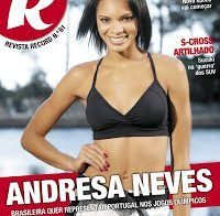 Andressa Neves topless (Revista R 2016)