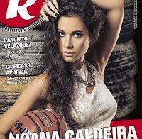 A incrível Joana Caldeira despida (Revista R 2016)