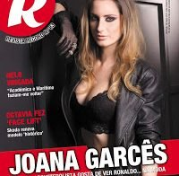 Corpo incrível de Joana Garcês despida (Revista R 2017)