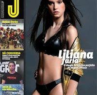 Liliana Faria despida (Revista J 2016)