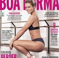 Actriz brasileira Paolla Oliveira em excelente forma