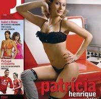 Patrícia Henrique despida (Revista J 2009)
