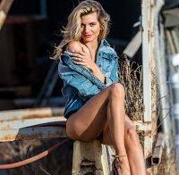 Rachel McCord esbanja sensualidade