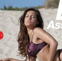 Lia Assunção despida (Hot Magazine 2011)