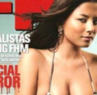 Jéssica Gomes despida (FHM 2009)