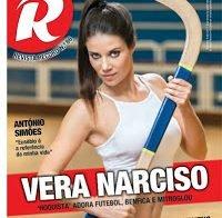 Vera Narciso despida na Revista R (2017)