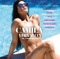 Camila Vernaglia nua (Playboy Portugal Setembro 2017)