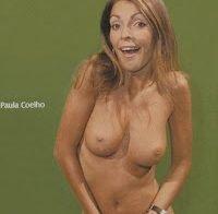 Paula Coelho nua (Revista Ego)