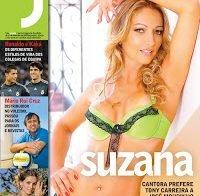 Susana Pragoza despida (Revista J 2009)