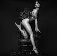 Ensaio provocador de Jessie J