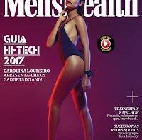 Carolina Loureiro sensual na Men's Health (2017)