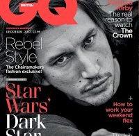 Adam Driver deixou escapar informações sobre de The Last Jedi e Rey
