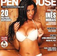 Inês Morais nua (Penthouse 2012)