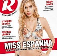 Lourdes Guerrero despida na Revista R (2017)