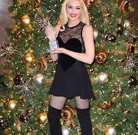 Gwen Stefani ilumina Nova Iorque