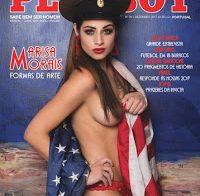 Marisa Morais nua (Playboy Portugal Dezembro 2017)