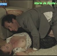 Actriz Maria da Rocha topless (2016)