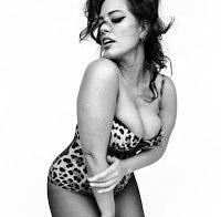 Ashley Graham e o seu corpo sensual