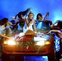 Selena Gomez sexy nos AMA