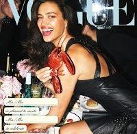 O erotismo da Vogue