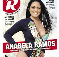 Anabela Ramos despida (Revista R 2016)