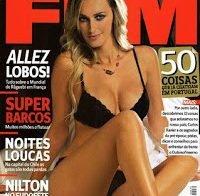 Débora Montenegro topless (FHM 2007)