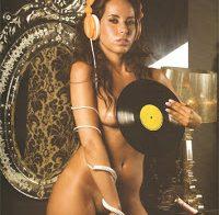 DJ Taby nua (Playboy Portugal 2009)