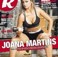 Joana Martins despida (Revista R 2016)