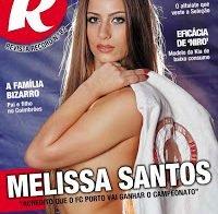 Melissa Santos despida (Revista R 2017)
