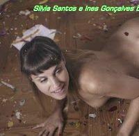 Sílvia Santos e Inês Gonçalves nuas em mais uma cena de 4Play