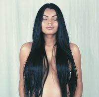Ana Carolina grávida e nua (Casa dos Segredos)