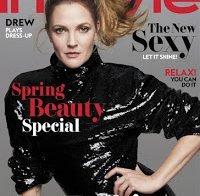 """Drew Barrymore: """"Quando as pessoas dizem 'está presente' eu quero dar-lhes um murro"""""""