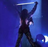 Jennifer Lopez Sexy em concerto