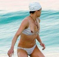 Michelle Rodriguez e o seu descuido
