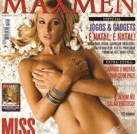 Marisa Santos despida (Maxmen 2008)