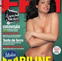 As mamas de Mariline topless (FHM 2010)