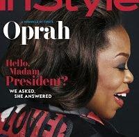 """Oprah Winfrey em candidatura a presidente: """"Eu não tenho o ADN para isso"""""""