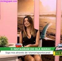 Upskirt de Maria Cerqueira Gomes