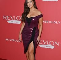 O corpo sensual de Ashley Graham
