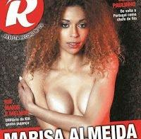 Marisa Almeida despida (Revista R 2017)