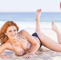 Soraya-Lynn Sousa despida em 2012 (mulher de Madjer)