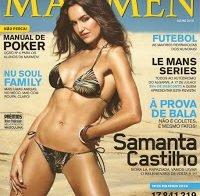 Samanta Castilho despida (Maxmen 2010)