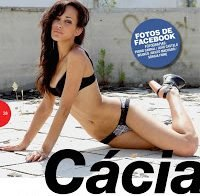 Cácia Diogo despida (Hot Magazine 2012)