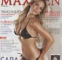 Sara Kostov despida (Maxmen 2008)